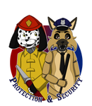 Doug and Foster - Protection and Security by Niutellat