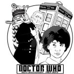 First doctor_sticker by bluepen731