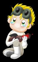 Dr. Horrible Chibi by generalofdarkness