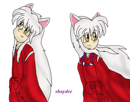 Inuyasha new Style by The-Real-Shaydee