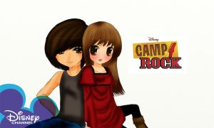 .:CAMP ROCK:. MiTcHie+sHaNe by MANDYfromQUARTO