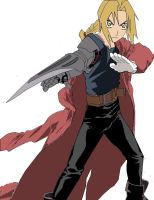 .:Edward Elric:. by GreedXIII