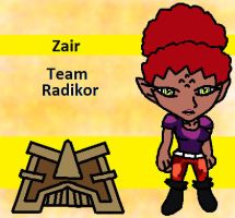 Team Radikor - Zair by Zleh