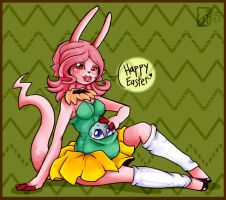 Happy Easter 2012 by Kinla