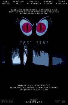 Past Sins Movie Poster by eddmario
