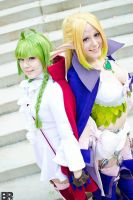 Mother and Daughter together at last by tokidoki-loki
