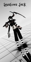 [MMD Newcomer] Laughing Jack MMD DL by Euphobea