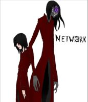 .:Network,The Ender Soul:. Request by 0GhostlyGhastly0