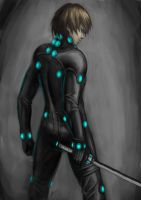 GANTZ by zew00r