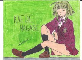 Kaede Nagase by WillGJAL
