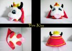 Poro King plush by nfasel