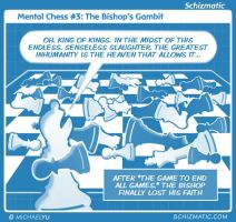 Mental Chess #3 The Bishop's Gambit by schizmatic