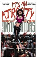 Intimidators 3 cover colors by TheBob74