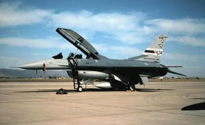 Block 50 F-16D by F16CrewChief