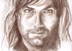 Kili the Dwarf by mohalfblood
