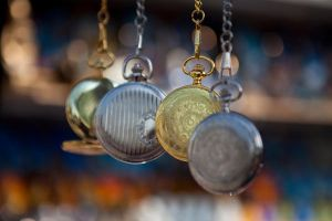 Pocket watches by DIN-IRINA