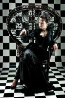 Black Chess Queen Somnia Romantica by SomniaRomantica