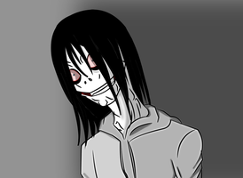 Jeff the Killer by winxJenny