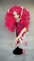 Customised Monster High Pinkie Pie Doll with Dress by StrawberryMeadow