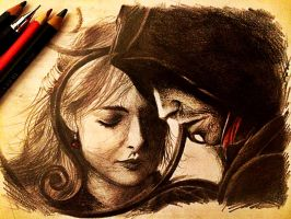 Arno and Elise: A Heart Full of Love [Les Mis] by Rosekie