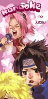 Naruto: Team 7 Karaoke Night by 2beats