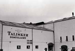 Talisker Distillery by Quadraro
