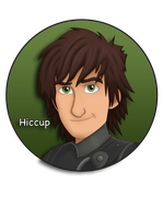 Hiccup Pin by BrittanysDesigns