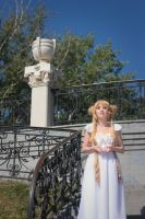 Princess Serenity cosplay by smallchan