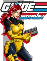 Scarlet G.I. Joe by Claret821021