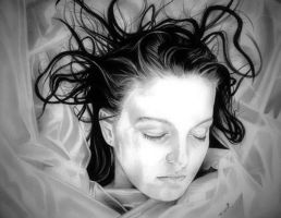 Laura Palmer  Forget me not by TheNightGallery