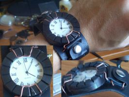 Industrial Chronograph by LeviathanSteamworks