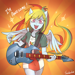 I'm Awesome! by Ssalbug