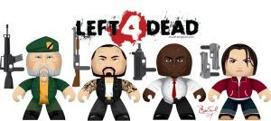 Left 4 dead mighty mugg custom by Reysdf