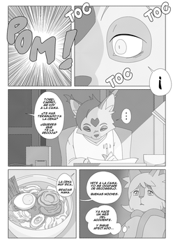Ghost Love Cap 1 - Pag 18 (Spanish-Version) by EVANGELION-02