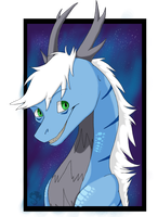 That Arctic Beauty by SycheTheDragon