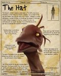 Labyrinth Guide - Wiseman Hat by Chaotica-I