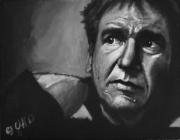harrison ford my painting by cliford417