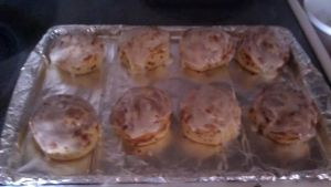 Baked Cinnamon Rolls by A5L