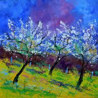 Spring  appletree 775110 by pledent