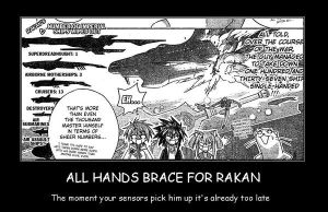 All Hands Brace for Rakan by Andarion