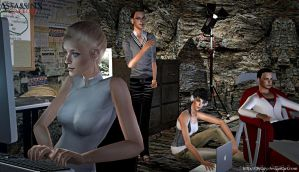 AcII Sims - New Hideout by CSItaly