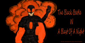 DSC 15-02-2013 - The Black Beetle by TheWiseWeirdProphet
