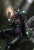 Ysera Reborn by lolishandle