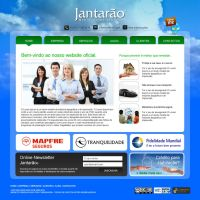jantarao website prop by urbanoantunes