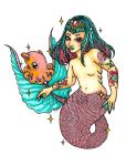 Amphitrite by witchhboy