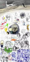 just another sketchdump_jan2013 by blackwinged-neotu