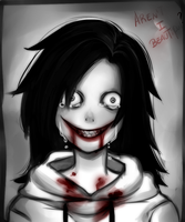 Jeff the Killer by M-I-Z-Z