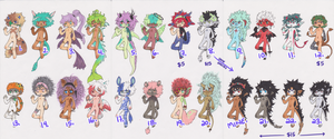 Traditional Adopts: OPEN by Jellygay