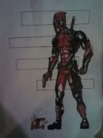 Marvel Now Deadpool by MentosMan