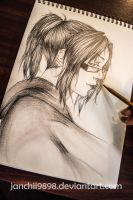 Hanji Realistic by Janchii9898